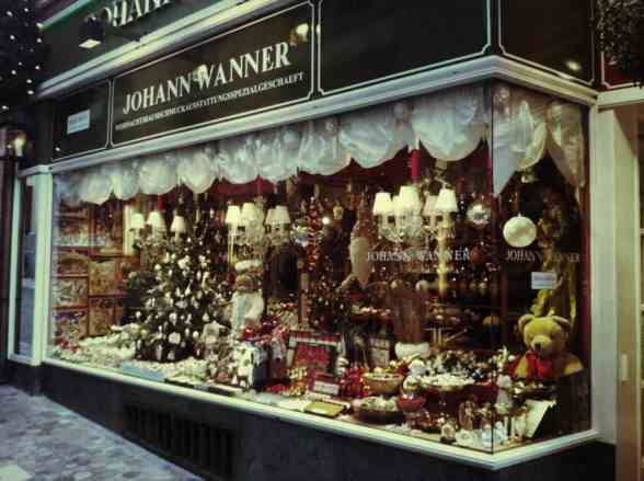 Johann Wanner's Christmas House