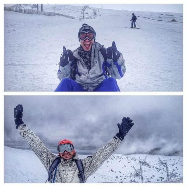 Snowboarding / Winter Pride / Snow Pride
