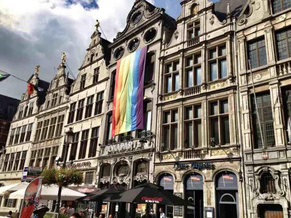 Gay Marriage Belgium