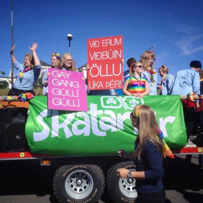 Reykjavik Gay Pride - Gay Marriage Iceland
