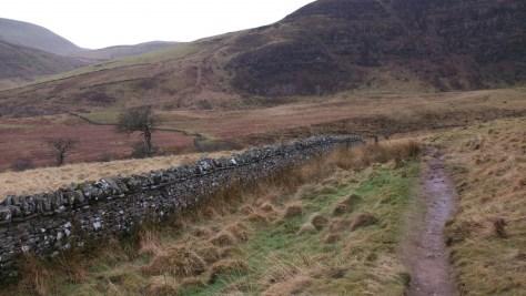 Valley Wall Craig Cerrig-Gleisiad
