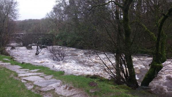 Dartmeet Flood 2015