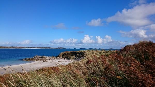 Pentle Bay, Tresco, Isles of Scilly