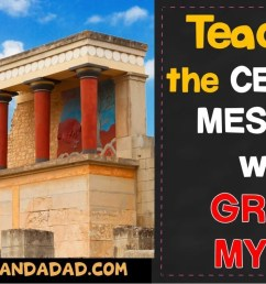 Teaching the Central Message with Awesome Greek Myths - Two Boys and a Dad [ 755 x 1440 Pixel ]