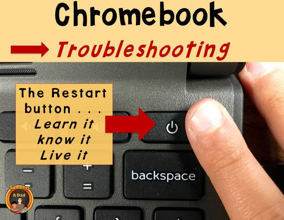 Valuable Tips for the 1:1 Classroom Troubleshooting the Chromebook