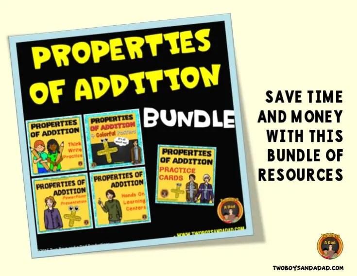 Properties of Addition Bundle