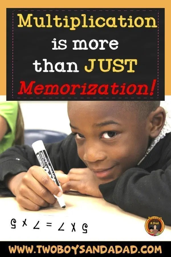 learning multiplication is more than memorization