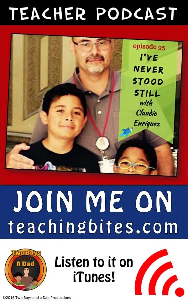 Check out this teacher podcast with Fred and Sharon from Teaching Bites. We talked about how I started on Teachers Pay Teachers. #teacherspayteachers #tpt #podcast