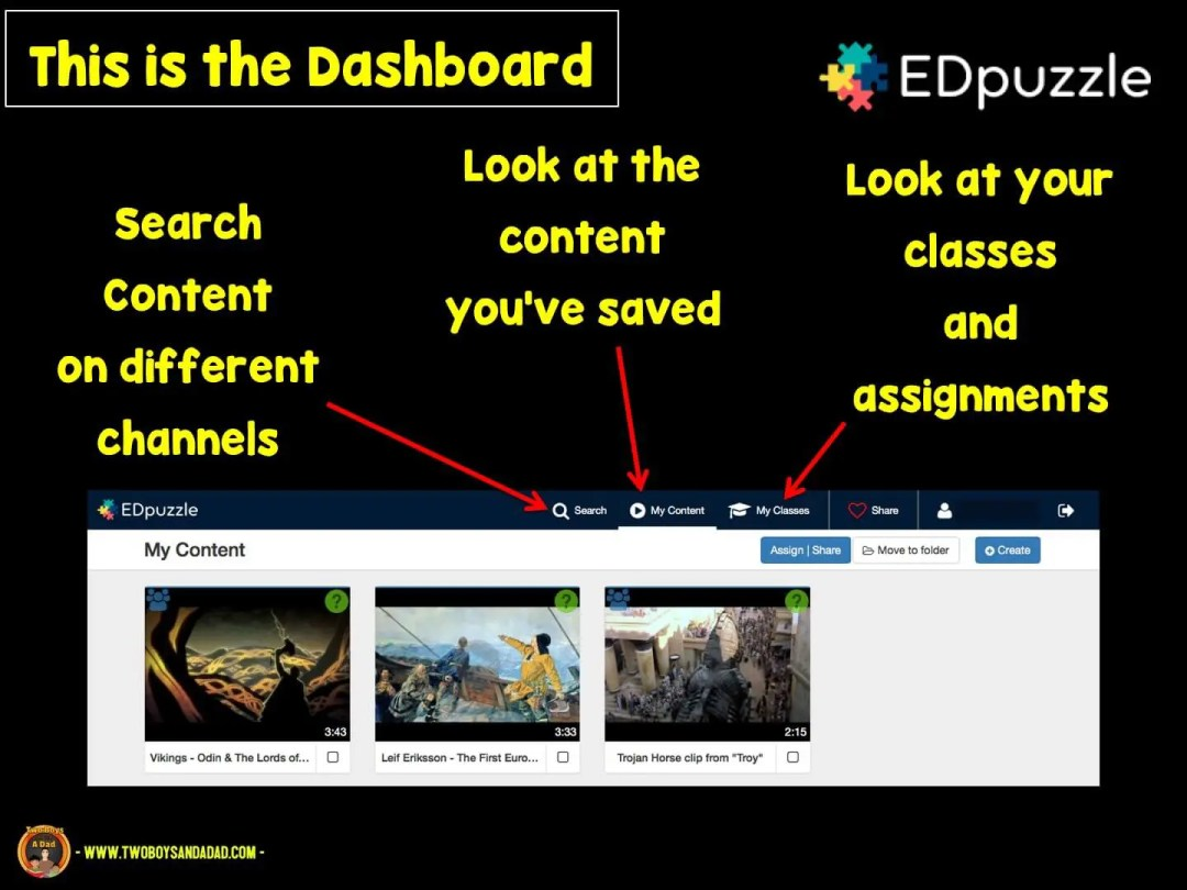 Find videos to use in your classroom