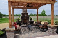 Landscaping Mason, OH - Lee Outdoor Living Project | Two ...