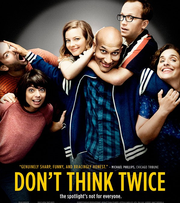 Movie Preview: Don't Think Twice