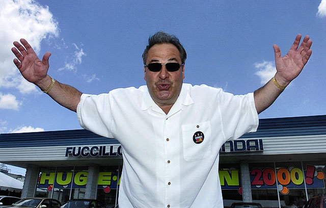 Billy Fuccillo is What Americans Will Be Like When Donald Trump is Elected President