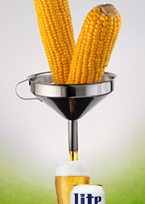Your favorite beer is probably made with corn syrup.