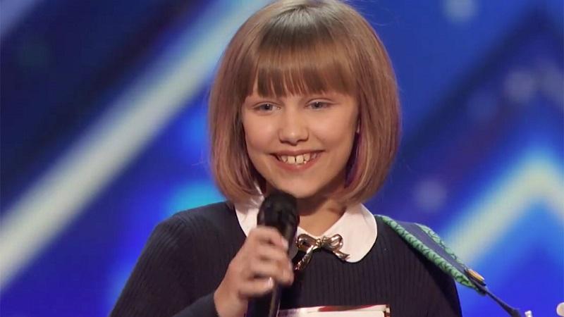 Meet Grace VanderWaal, the Taylor Swift of the future