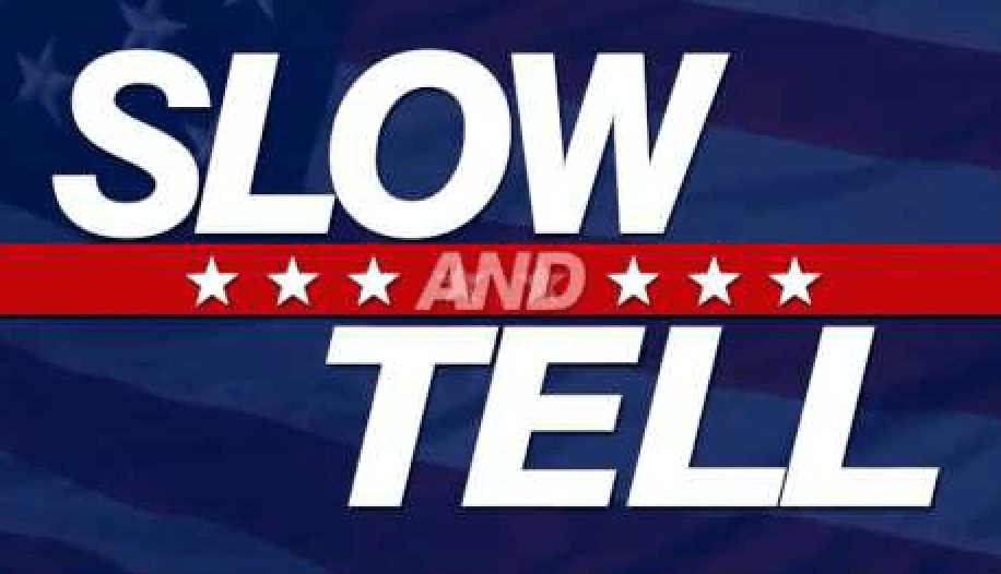 Late Night In The Morning: Slow and Tell – Donald Trump and a Horse