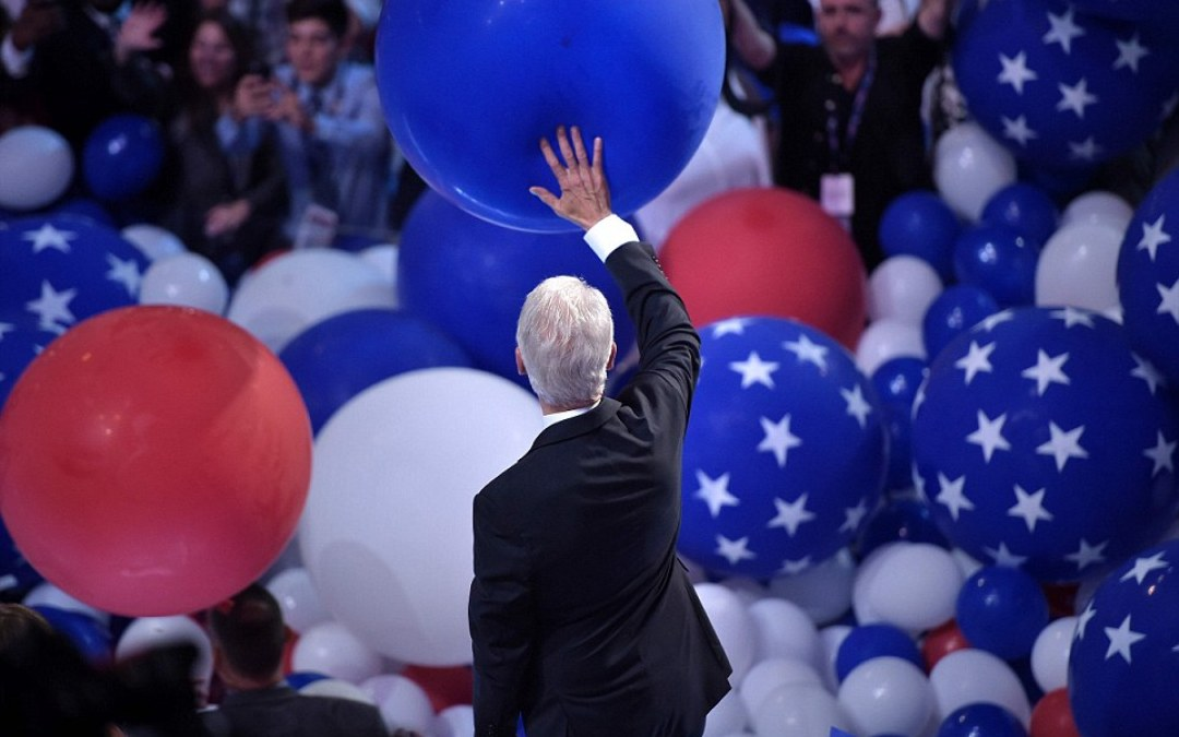 When Your Wife Makes History But You Are Captivated By Balloons