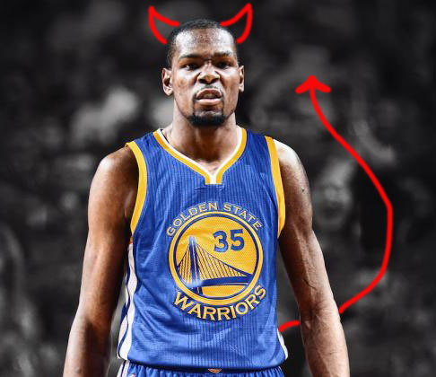 Why We Should Thank Kevin Durant