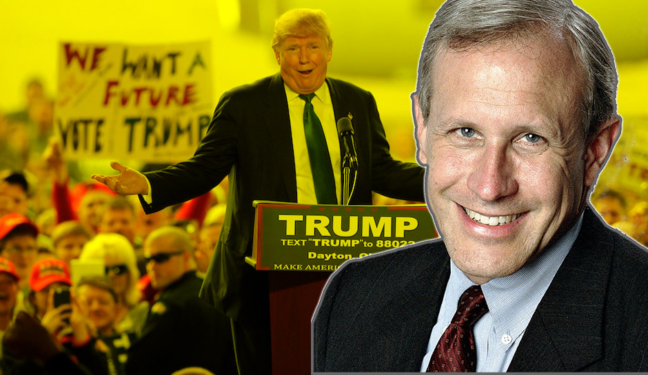Albany Law School Alumnus Claps Back At Trump, Ready To Take Him On In Court