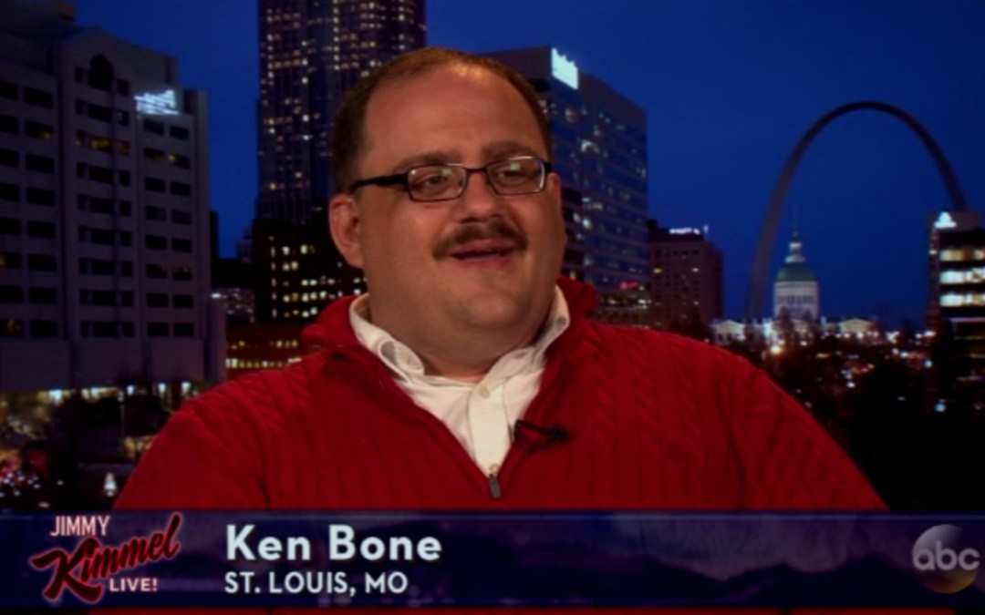 Late Night In The Morning – Ken Bone Talks To Jimmy Kimmel And Is Funnier Than Any Of Us