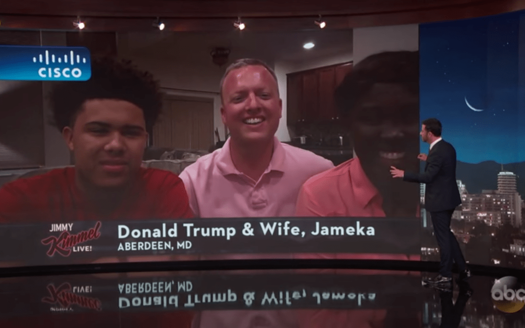 Late Night In The Morning – Talking To Real People With Unfortunate Names (Donald Trump, Isis, Bill Cosby)