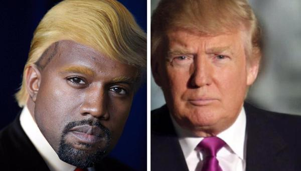 5 Reasons Why We're Not Surprised Kanye West is a Trump Fan