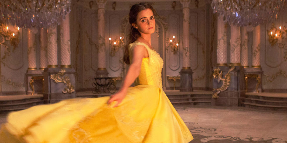"Disney Remade The Tale As Old As Time With Live-Action ""Beauty And The Beast"""