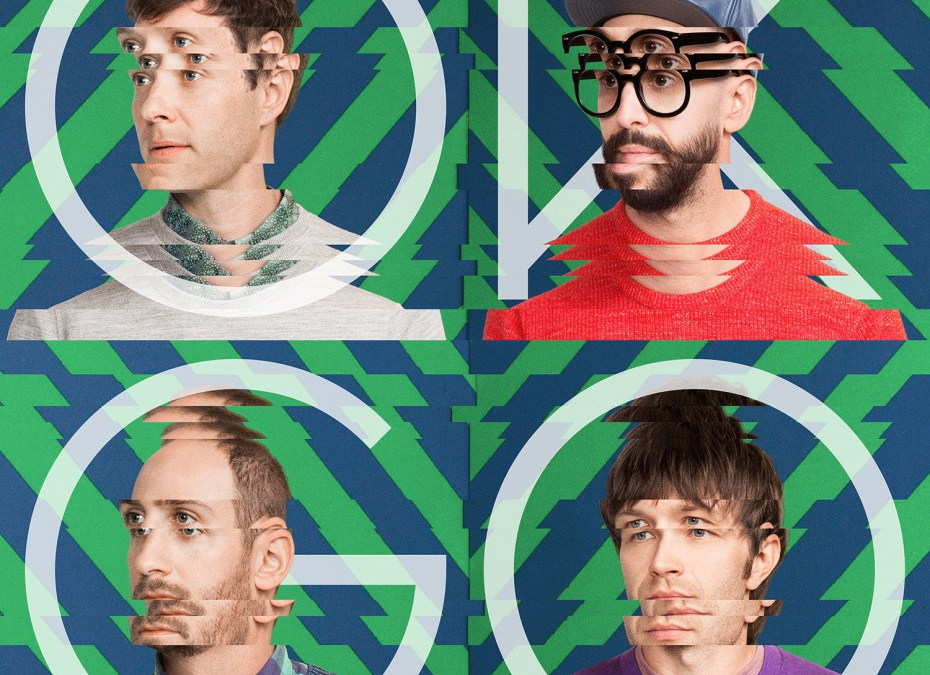 """OK Go Challenges Elements of Art & Technology in Newest Music Video for """"The One Moment"""""""
