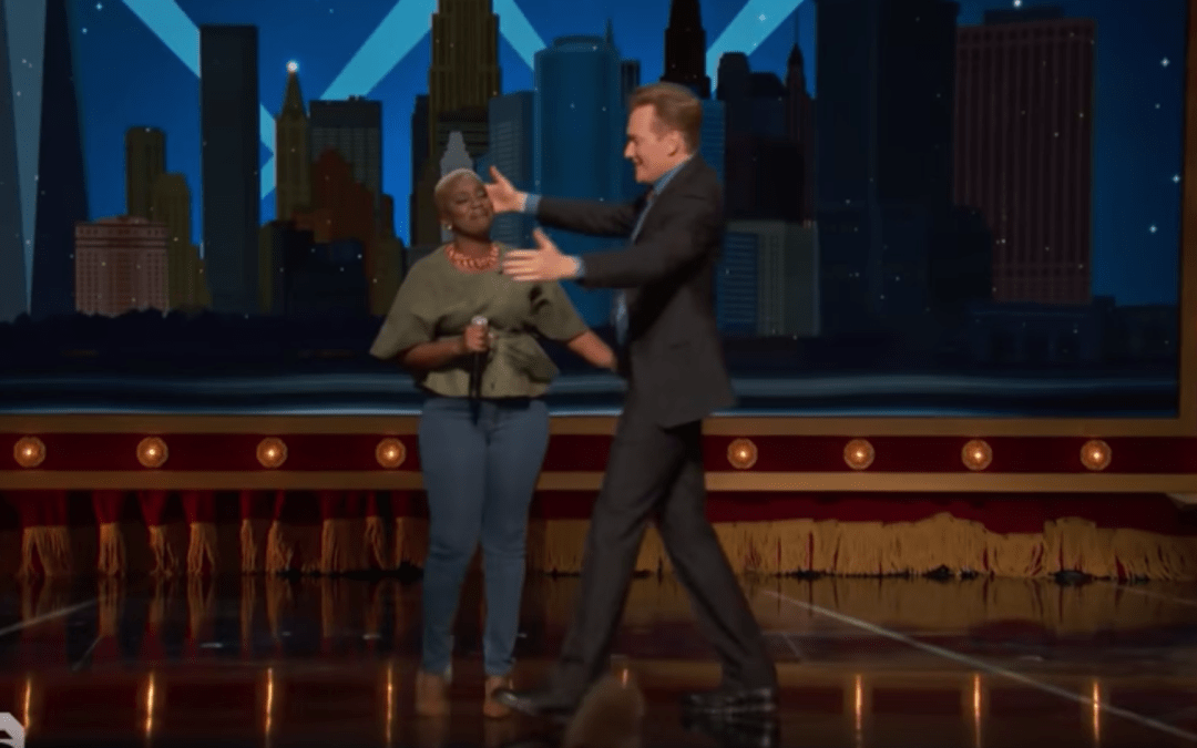 Late Night In The Morning – Conan Makes Friends In Harlem, Gives Woman The Opportunity Of A Lifetime