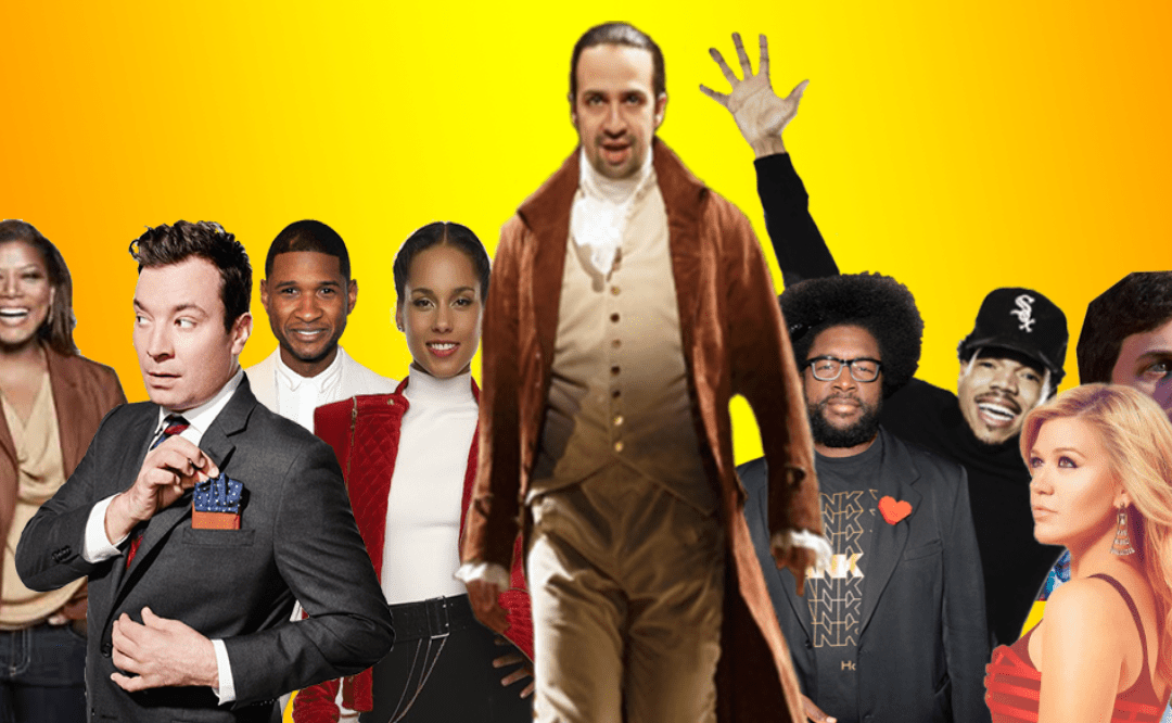 Hamilton The Musical to Release a Star-Studded Mixtape