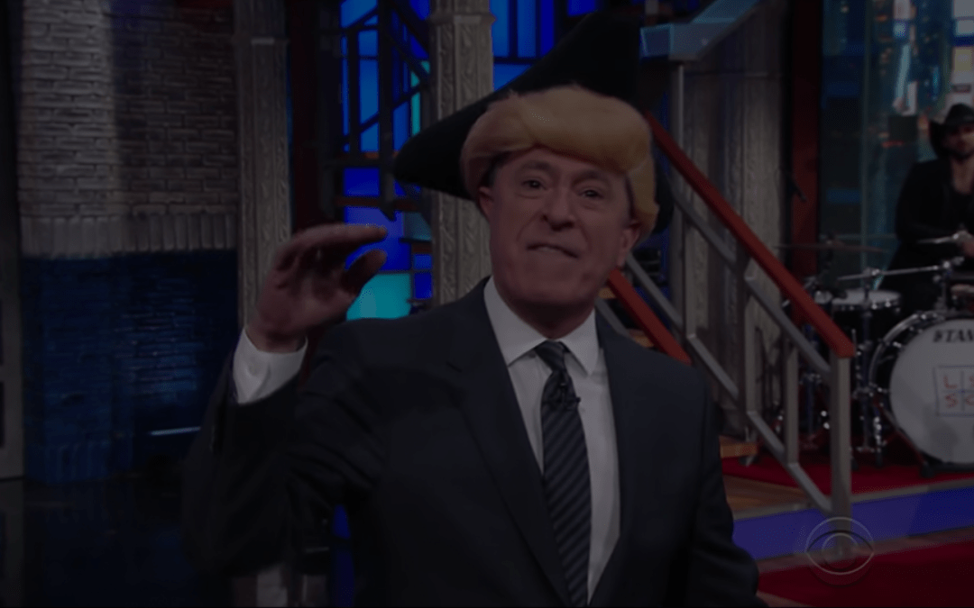 Late Night in the Mornin – 'Trump' The Broadway Musical