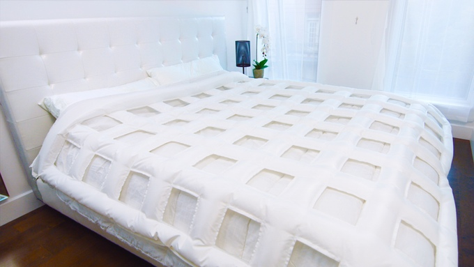 You Can Help a Self-Making Bed Become Reality