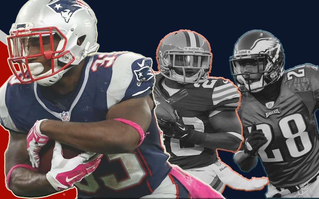 Upstate NY Native Dion Lewis Is The NFL X-Factor