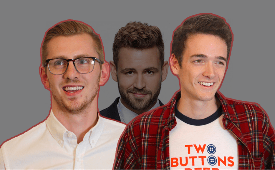 Jack & Connor's HOT TAKES – Bachelor Week 2