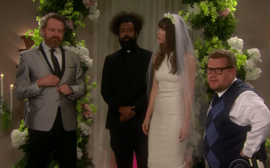"""The Bold And The Lyrical"" – A Soap Opera Written By Kanye West & Starring Bryan Cranston, Jessica Biel, James Corden"
