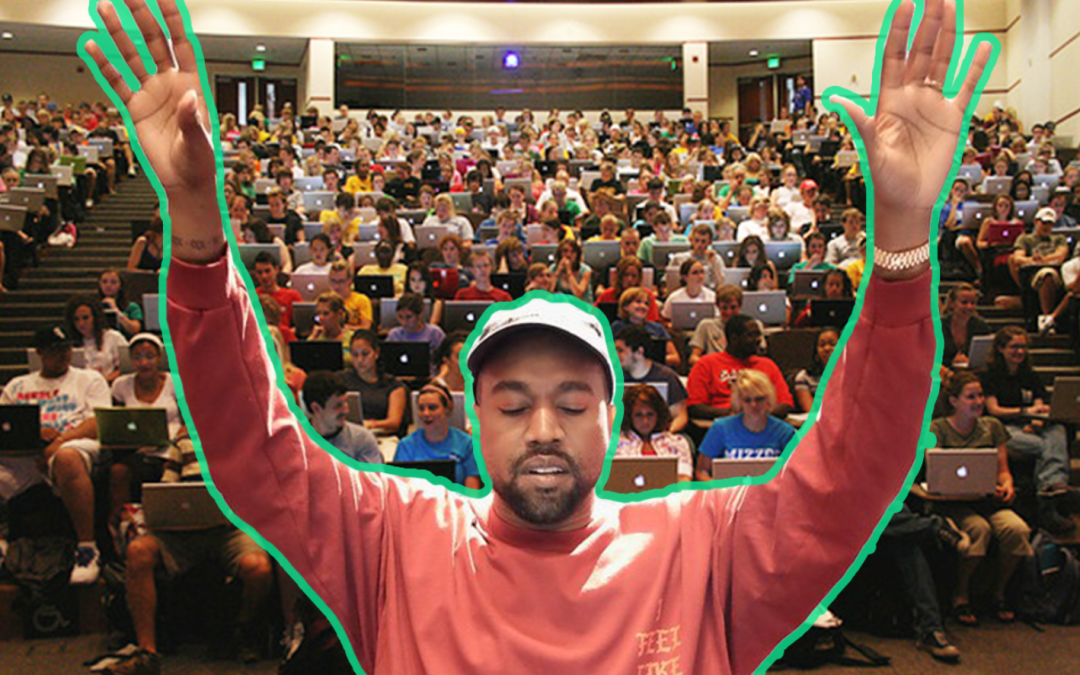 """This College Is Now Offering """"The Politics Of Kanye West"""" As A Real Course"""
