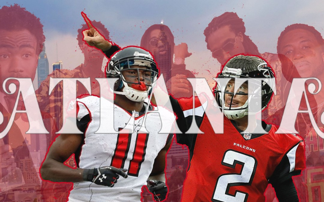 Atlanta Can't Lose Sunday And It Almost Has Nothing To Do With Their Football Team