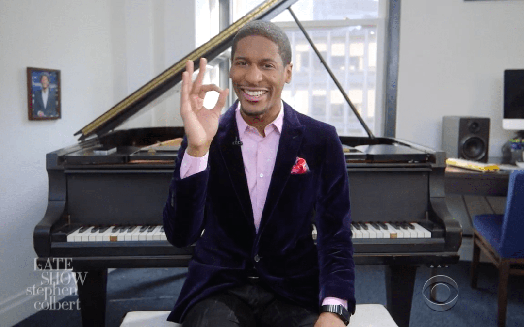 In Honor Of Valentine's Day, Let's Let Jon Batiste Teach You How To Love