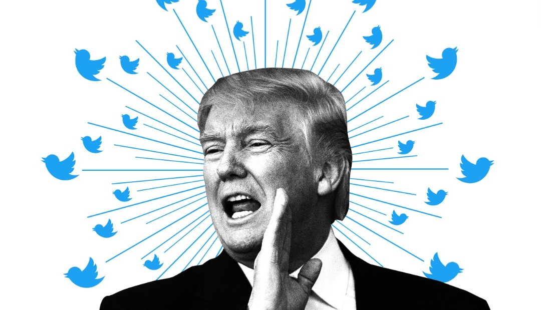 Donald Trump's 10 Most Head-Scratching Tweets Of 2017