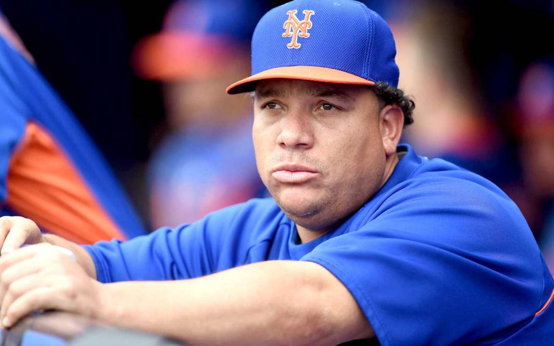 Bartolo Colon Receives A Warm Response From Citi Field After Leaving Mets For A Rival
