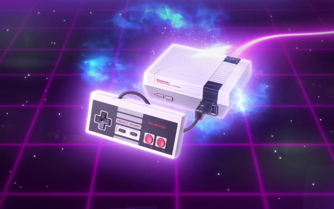 Nintendo's NES Classic Is Available Today At Best Buy