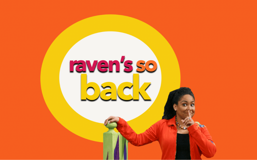 Your Daily Dose of Early 00's Nostalgia: That's So Raven Is BACK With A Sequel Series