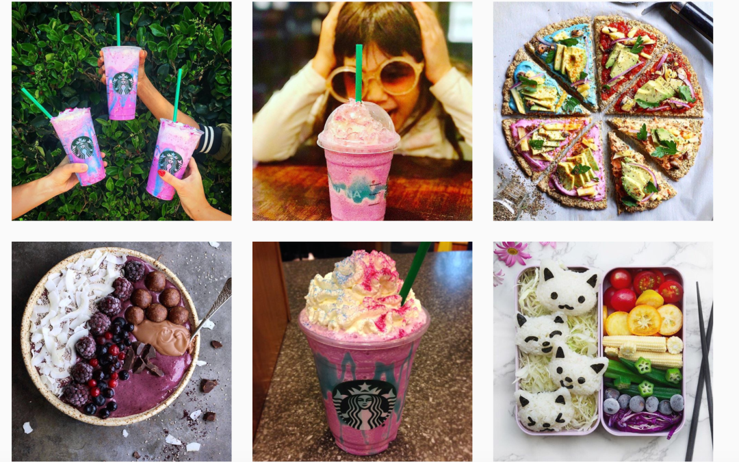 Rainbow Food is Taking Over the Internet and I Had No Idea