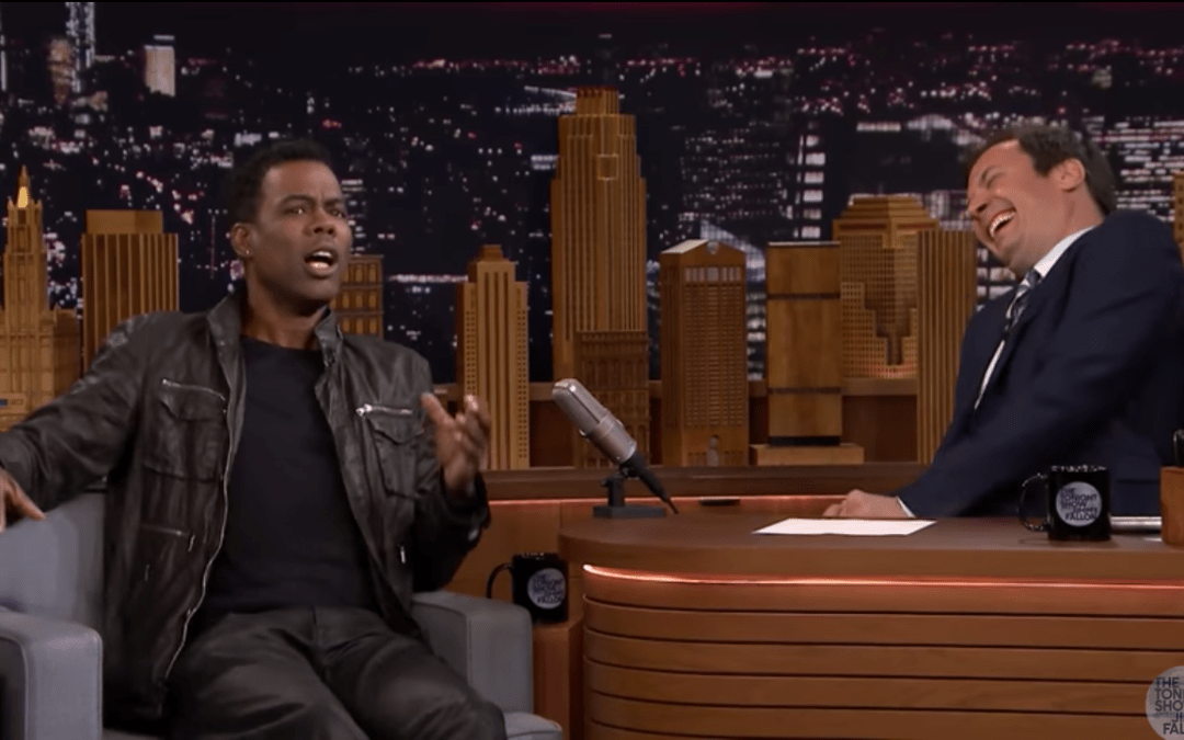 Chris Rock Recaps Obama's Farewell Party at the White House