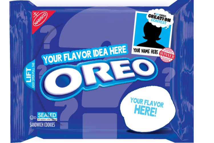 Think of a New Oreo Flavor and Win $500,000