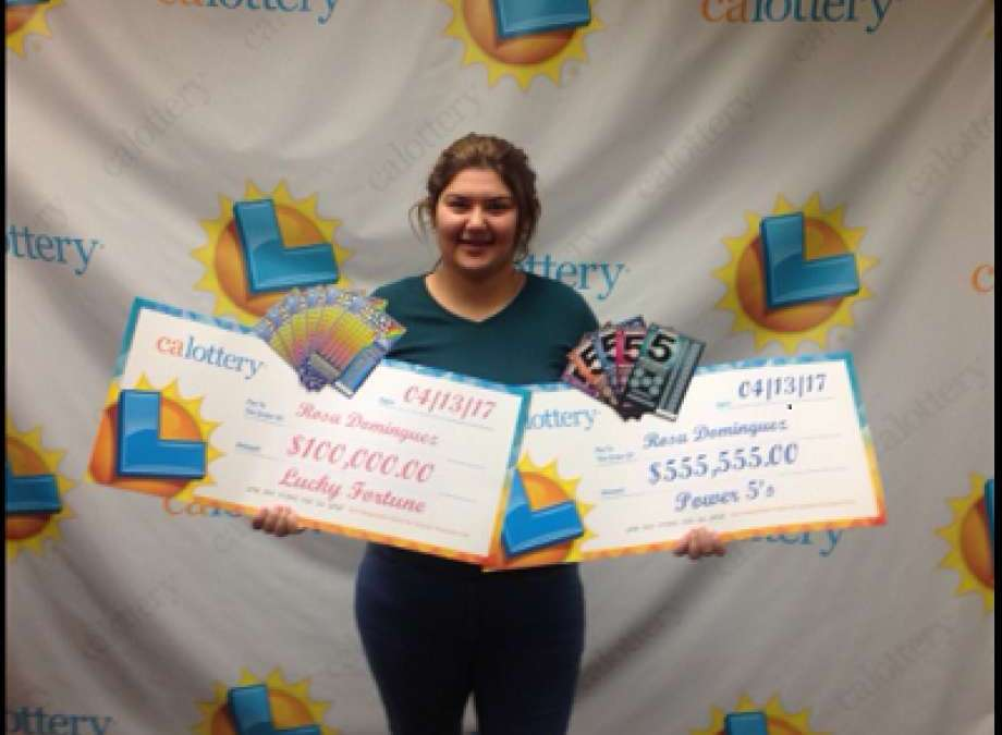 A Teenage Girl Won TWO Scratch Off Tickets Worth Over $600K In The Same Damn Week