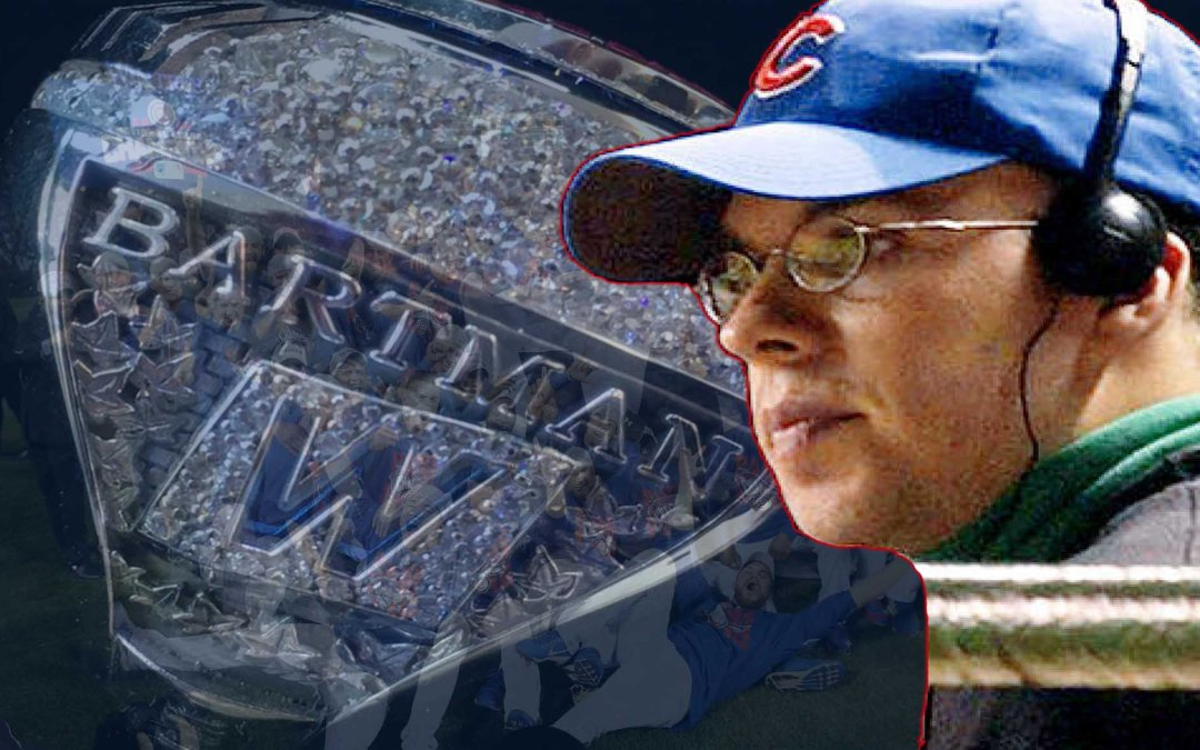 Steve Bartman Receives A World Series Ring And Is Finally Forgiven