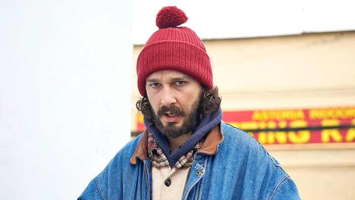 This Video of Shia LeBeouf in Semi-Rare Form Being Racist & Cursing Out Police Officers is a Baaad Look for White People