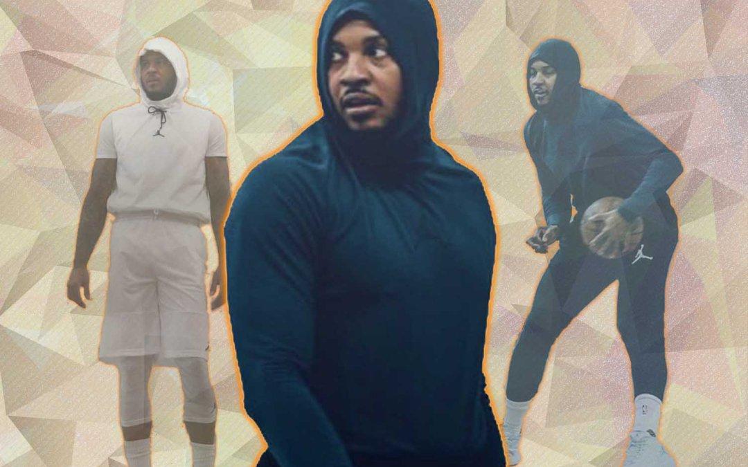 'Hoodie Melo' Is The Hero Knicks Fans Need