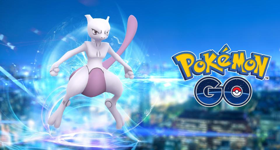Mewtwo Has Arrived to Pokémon Go, But Not For All of Us