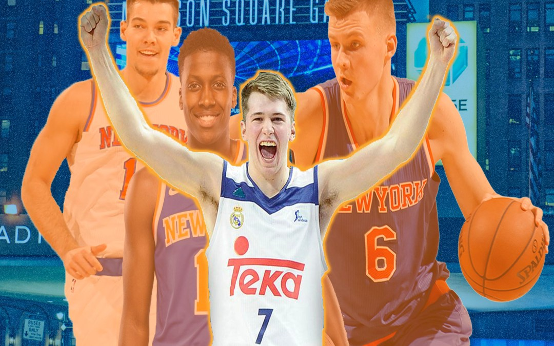 The New York Knicks Need To Tank One Last Time And Embrace Their European Destiny